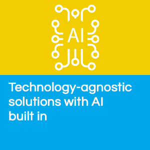 technology-agnostic solutions