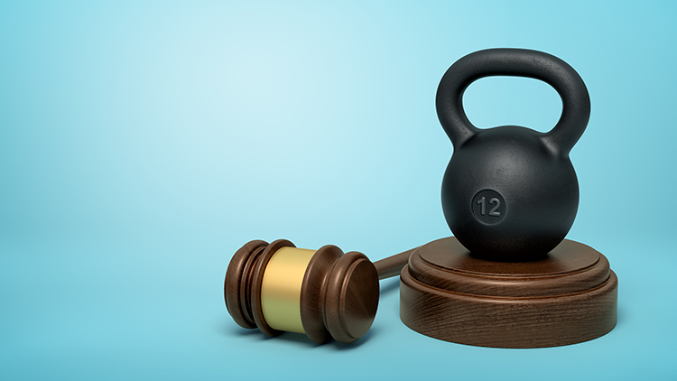 CrossFit, Inc. sued National Strength
